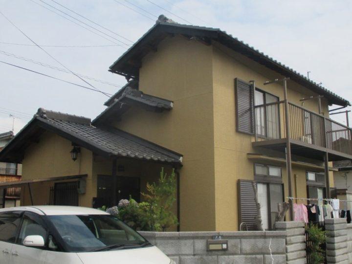 葛飾区 住宅の外壁塗装|東京 江戸川区 ラクスト
