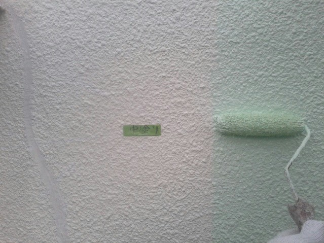 外壁塗装 ②