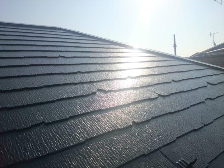 屋根塗装/完了