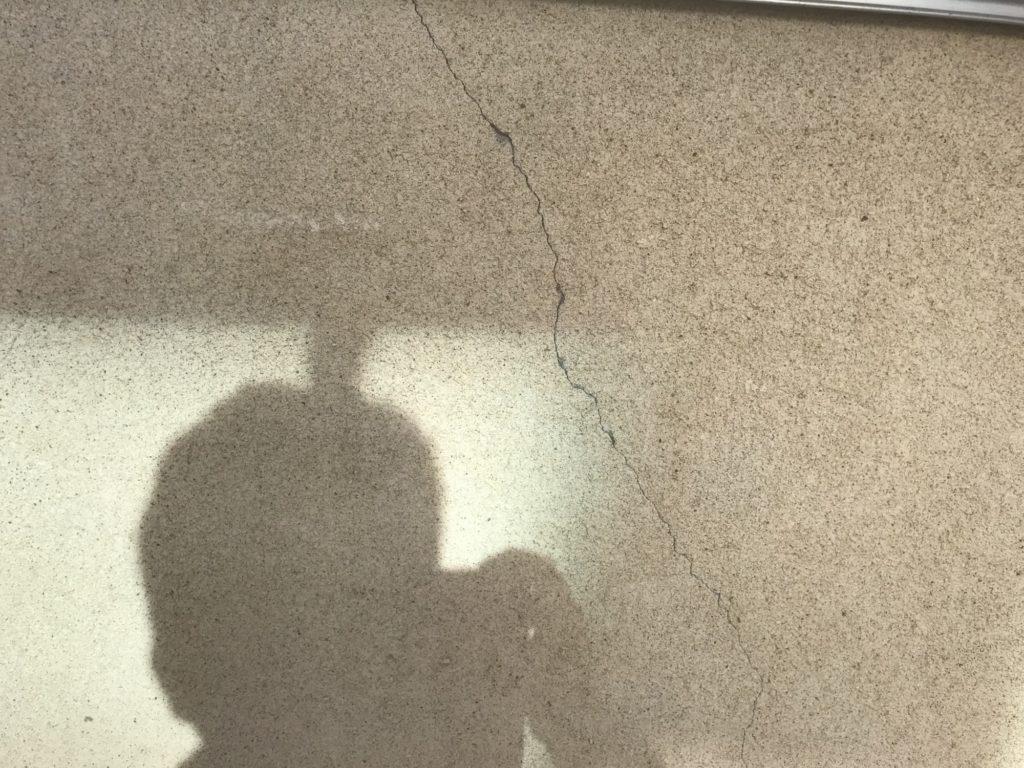 外壁塗装 クラック補修 東京 江戸川区 葛飾区 ラクスト