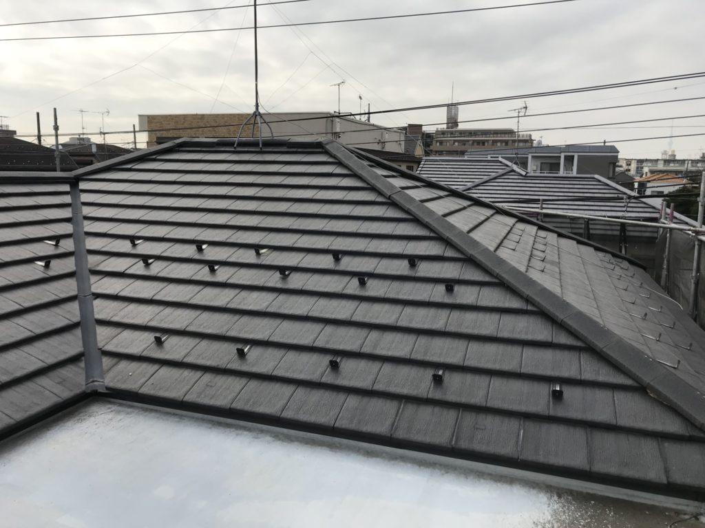屋根塗装 東京 江戸川区 中央 ラクスト