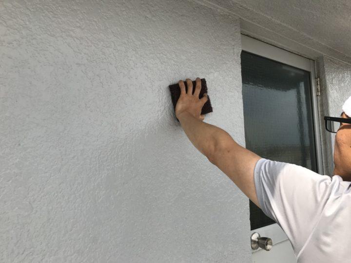 塗装面 水洗い
