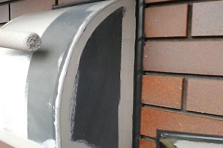 付帯部塗装/換気フード