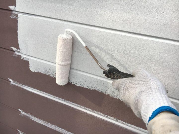 外壁塗装/下塗り
