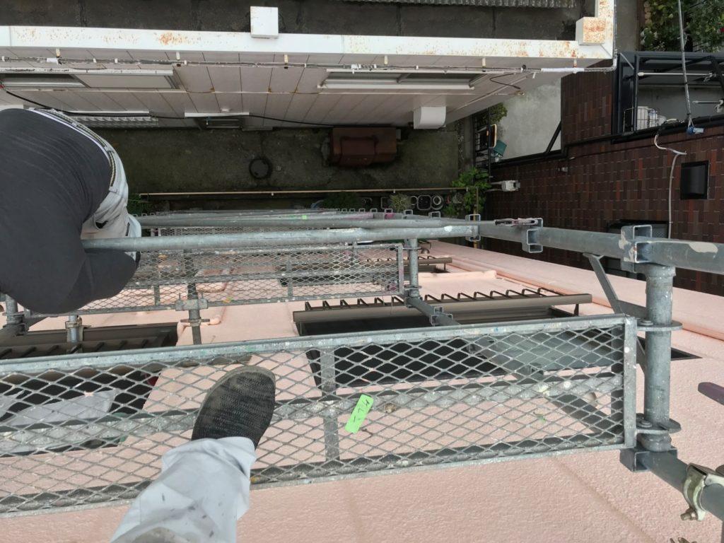 防水工事 雨漏り補修 東京 江戸川区 中央 ラクスト