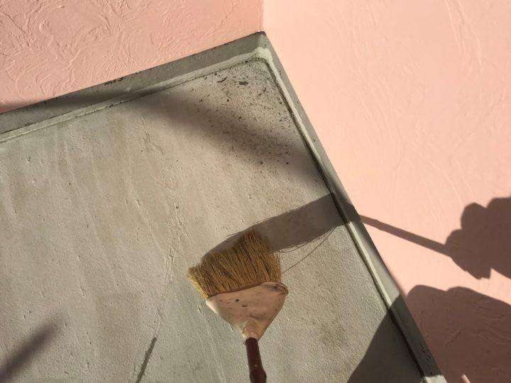 ルーフバルコニー防水⑨