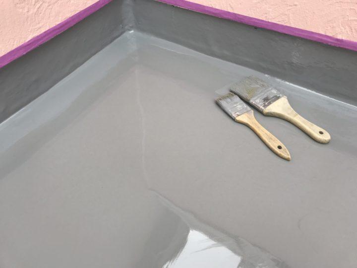 ルーフバルコニー防水⑱