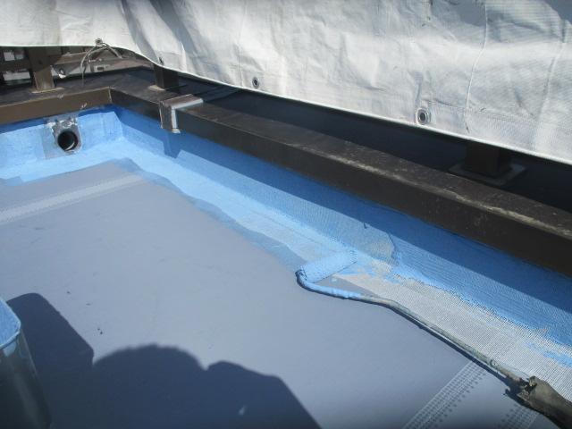 屋上防水⑪