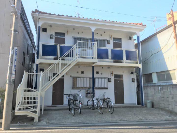 【江戸川区】外壁塗装・Yコーポ様