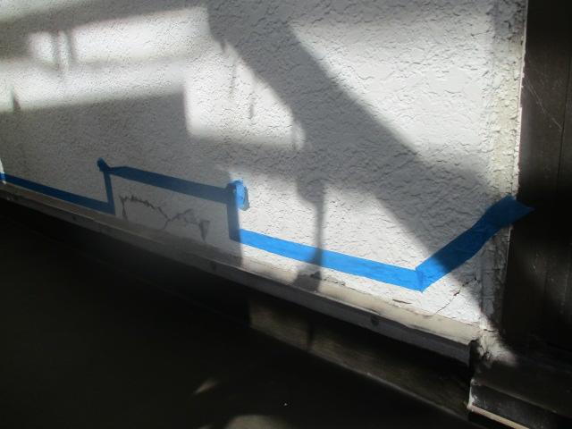 バルコニー防水⑨