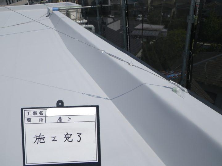 塩ビシート防水/笠木⑧