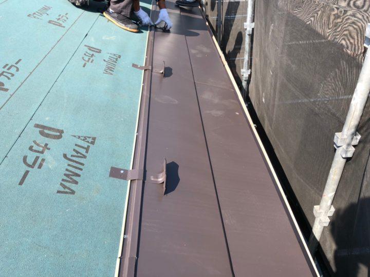 屋根葺き替え⑦