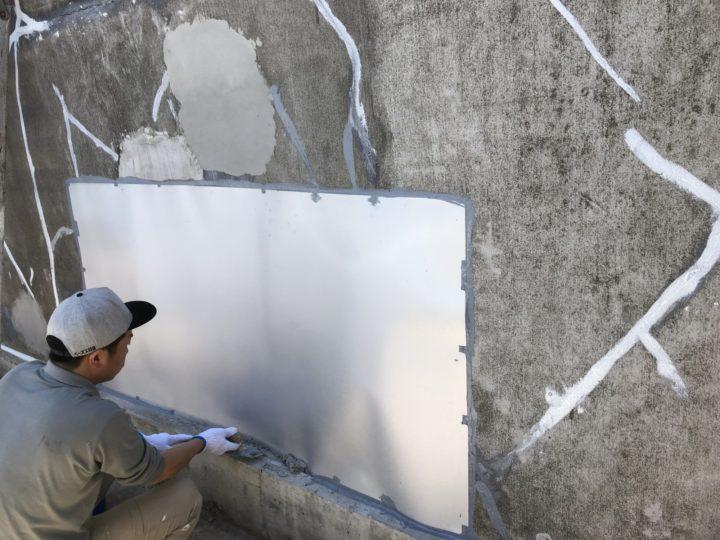 外壁修繕⑥