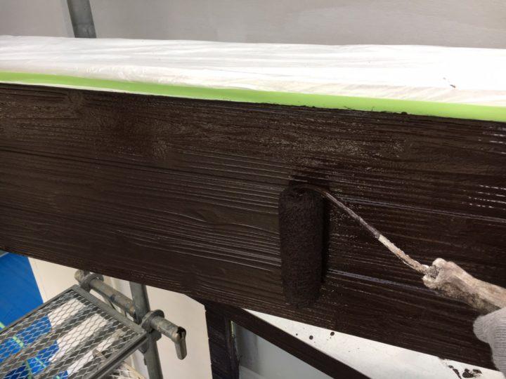 木部塗装③