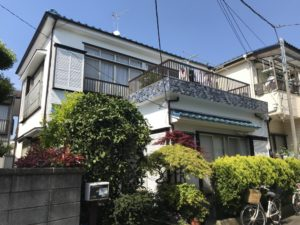 東京 江戸川区 葛飾区 住宅塗装