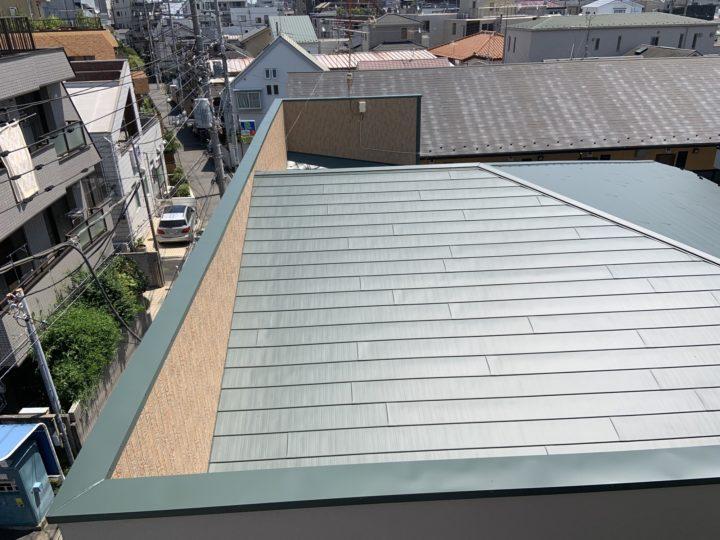 【江戸川区】屋根リフォーム・N様邸