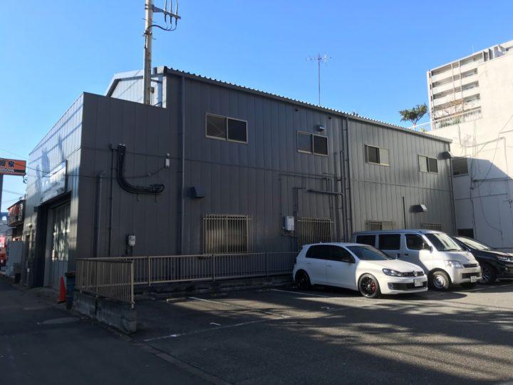 【江戸川区】外壁塗装・Kビル様