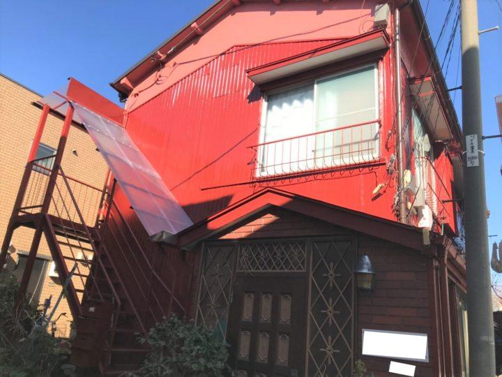 【葛飾区】外壁塗装・Yコーポ様