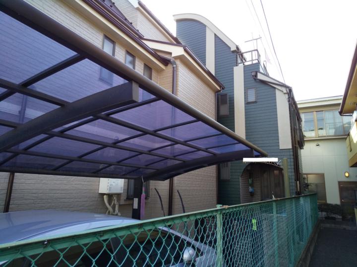 【葛飾区】外壁塗装・A様邸