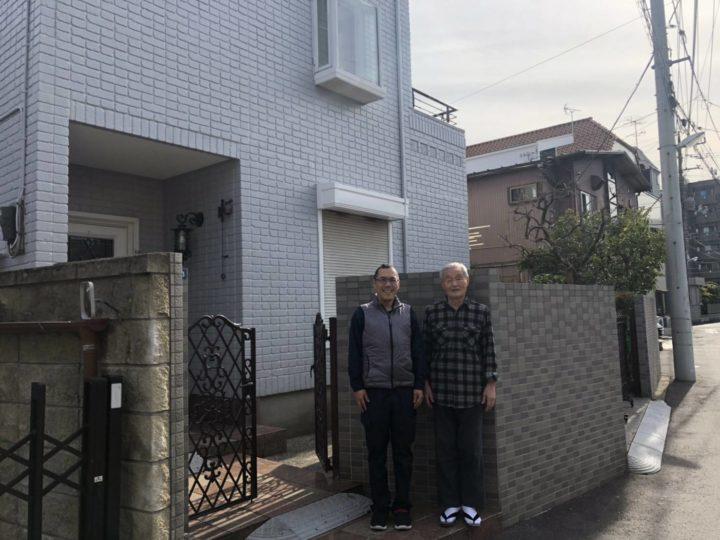 【葛飾区】外壁塗装・T様邸