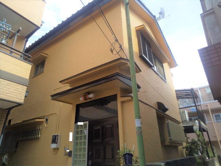 【葛飾区】外壁塗装・F様邸