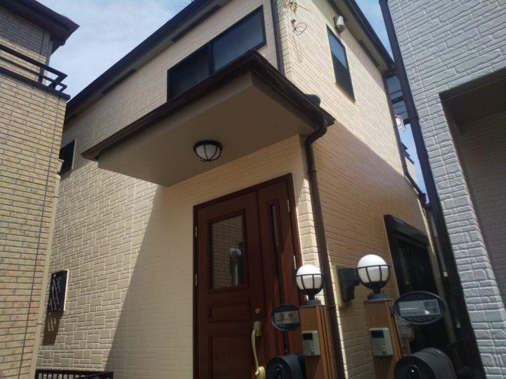 【江戸川区】外壁塗装・T様邸