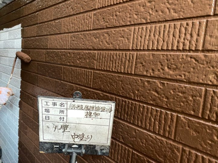 外壁塗装(サイディング)②