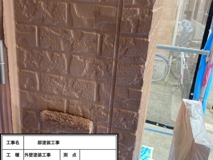 外壁塗装(アクセント)③