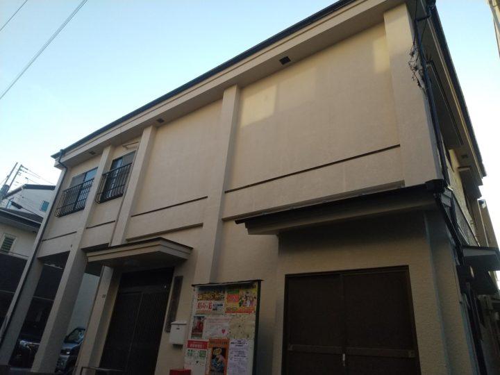【江戸川区】外壁塗装・H会館様