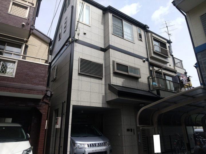 【江戸川区】外壁塗装・F様邸