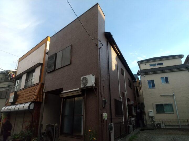 【江戸川区】外壁塗装・K様邸