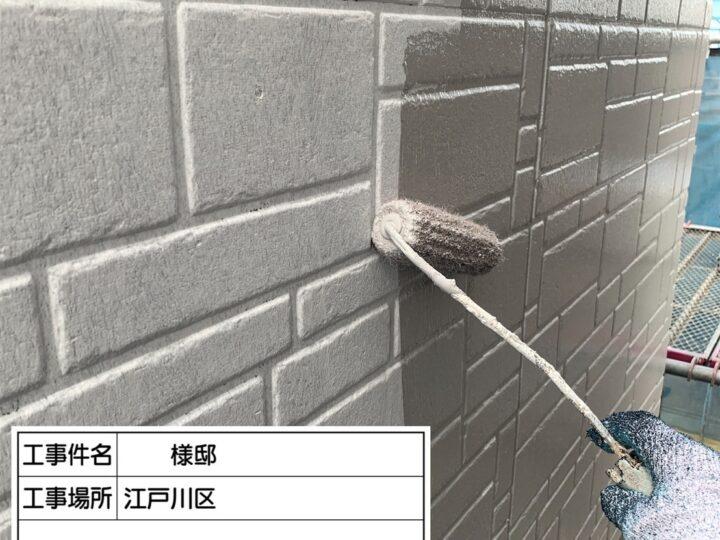 外壁塗装(アクセント)②