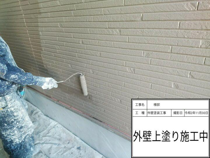 外壁塗装(1F部分)③