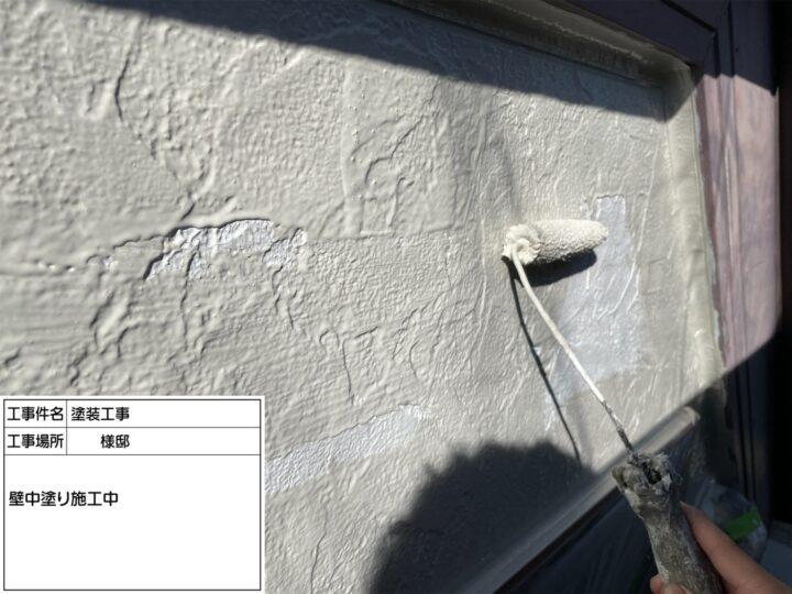 外壁塗装(サイディング壁)②