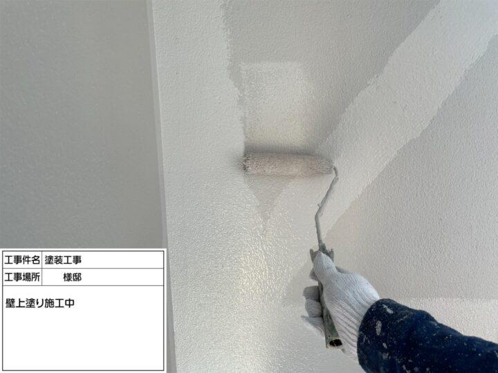 外壁塗装(モルタル壁)③