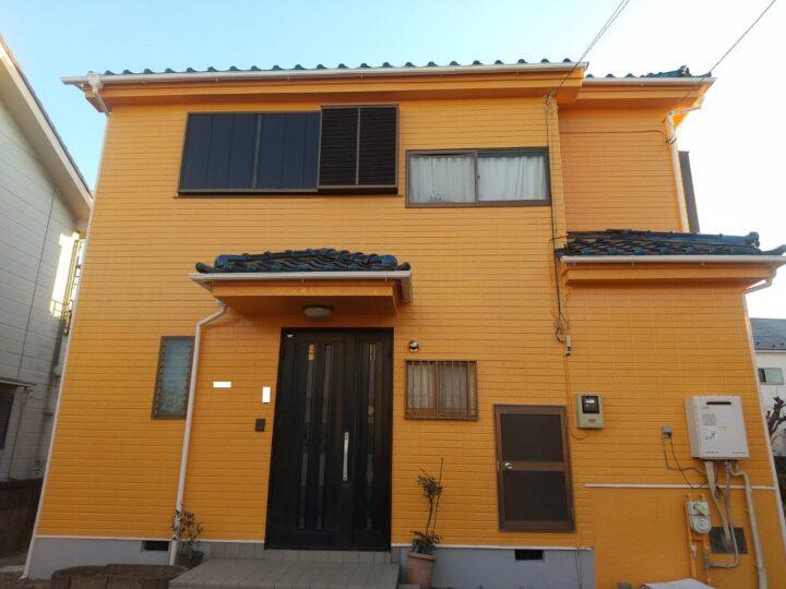 【葛飾区】外壁塗装・M様邸