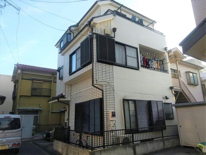【葛飾区】外壁塗装・N様邸