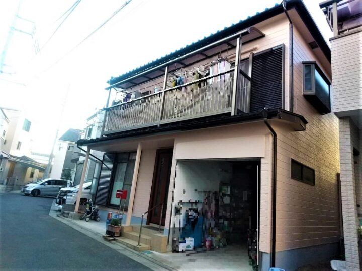 【江戸川区】外壁塗装・O様邸