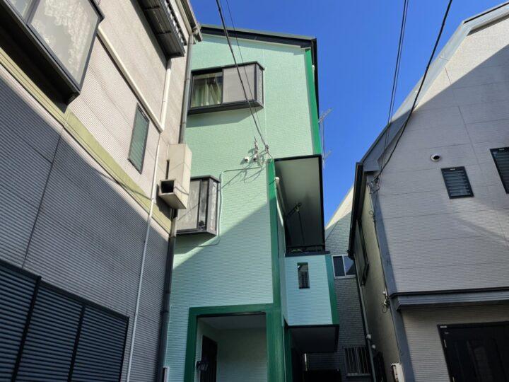 【葛飾区】外壁塗装・S様邸