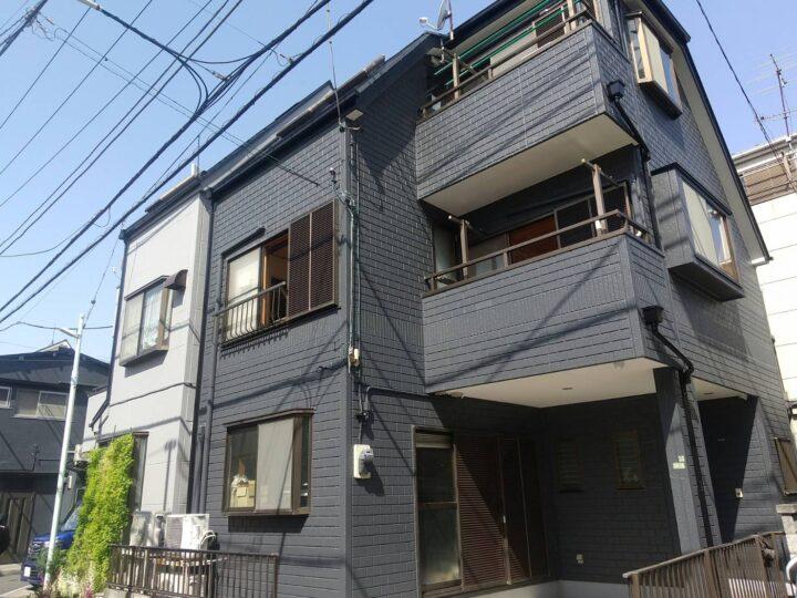 【葛飾区】外壁塗装・K様邸