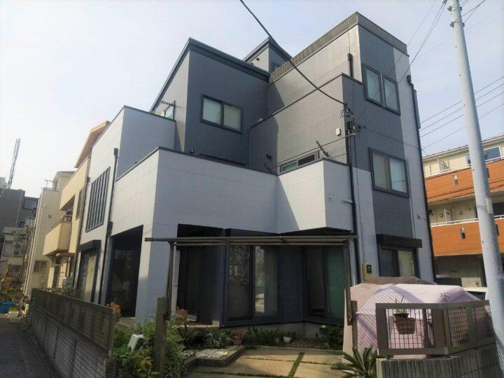 【江戸川区】外壁塗装・N様邸