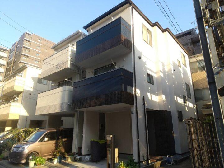 【江東区】外壁塗装・K様邸